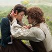 「アウトランダー」クレアとジェイミー(C)2014 Sony Pictures Television Inc. All Rights Reserved.