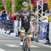第84回全日本自転車競技選手権大会ロードレース男子エリートで窪木一茂が優勝(2015年6月28日)