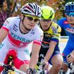 ツール・ド・フランスさいたまクリテリウムを走る窪木一茂(2015年10月24日)