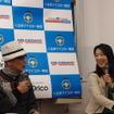 テリー伊藤さんとまるも亜希子さんのトークショーも開催。