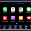 FCAの最新「U connect」(CarPlayと連携)