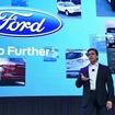 フォード、アマゾンと提携…車を音声で遠隔操作(CES16)