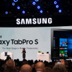Galaxy Tab初のWindows 10搭載機「Galaxy Tab Pro」