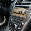 パナソニックのOneConnectを搭載する車内エンターテインメントによるデモンストレーション