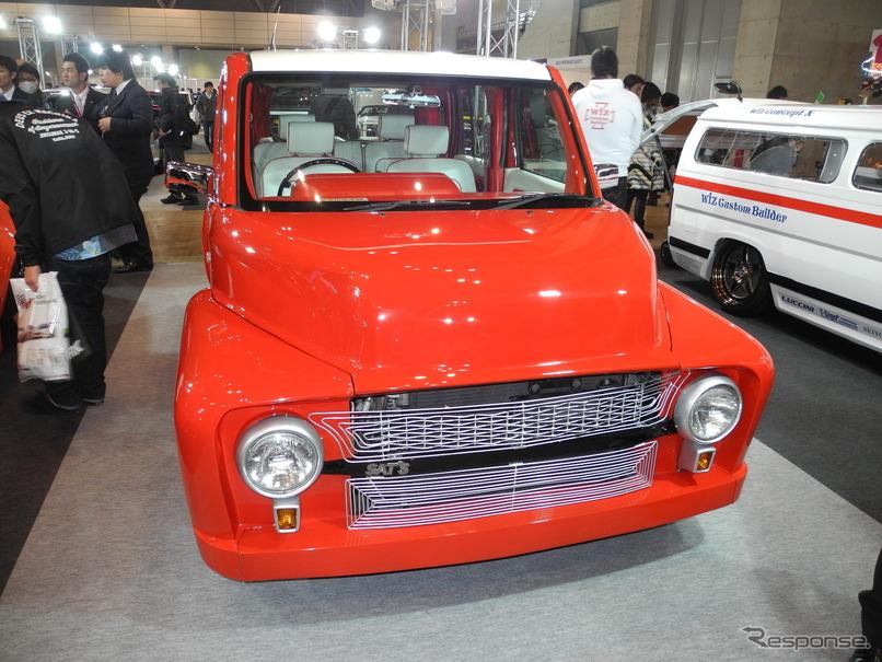 静岡工科自動車大学校の改造車「エストレーラ」