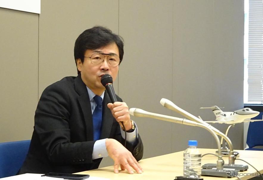 ホンダ・エアクラフト・カンパニー藤野道格社長