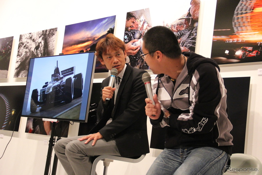 JRPA写真展でのスペシャルトークショー