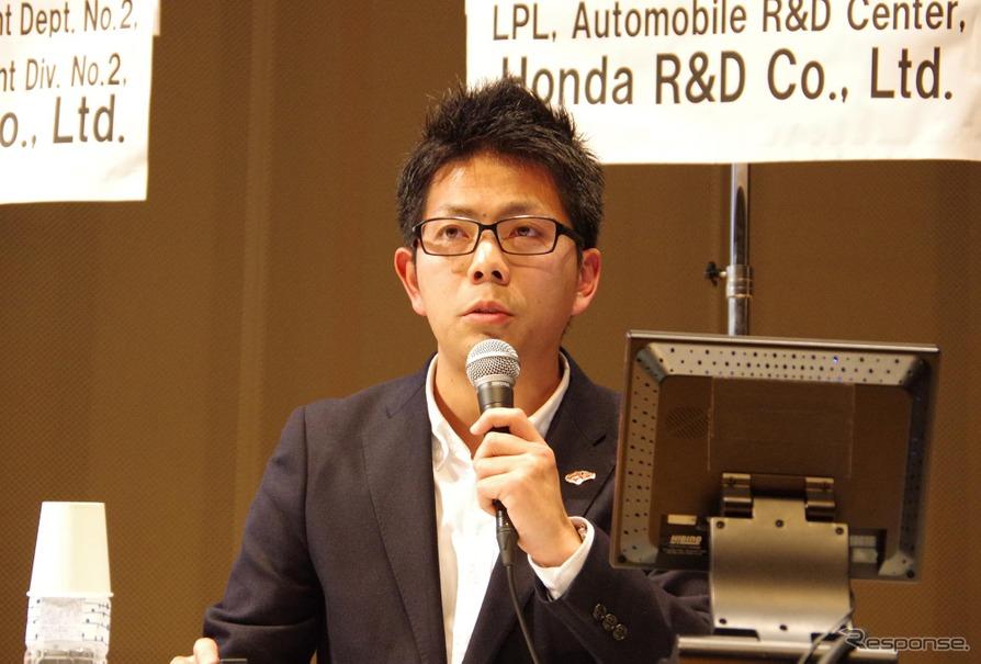 椋本陵氏(本田技術研究所四輪R&Dセンター LPL室S660 LPL)