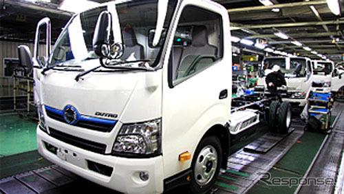 日野自動車・羽村工場