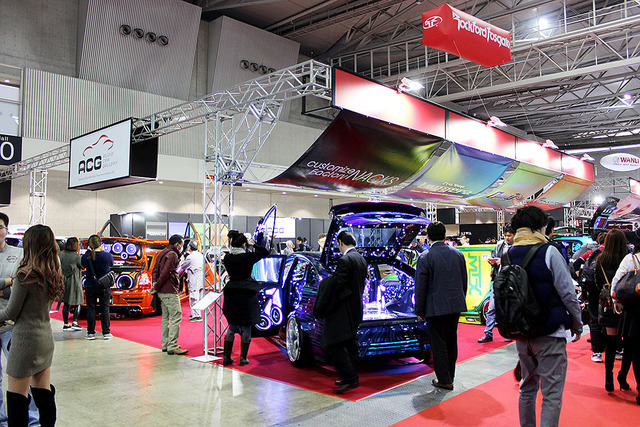 カスタムカーの祭典『東京オートサロン』に出現した、怒濤のオーディオカーをCheck! #2