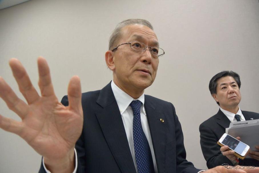 日野自動車 梶川宏 取締役専務役員