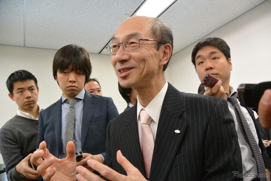 富士重工業 高橋充 取締役専務執行役員