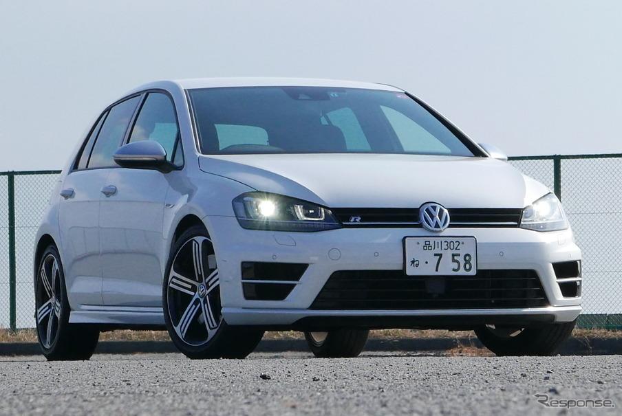 VWゴルフR 6速MT