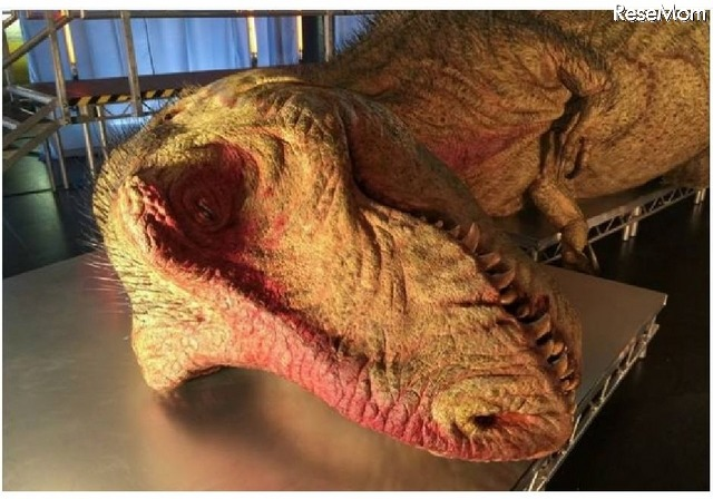 「世界初!ティラノサウルス大解剖・恐竜大発見展」