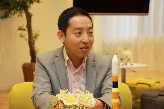グローバル・ブレイン 宇宙エバンジェリスト 青木英剛氏
