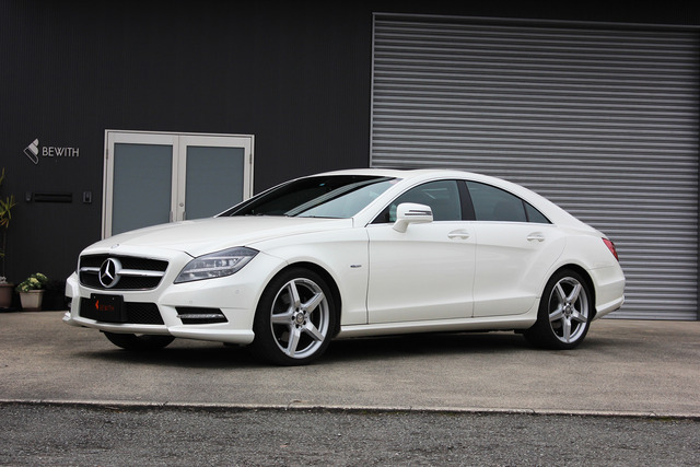「Mercedes-Benz CLS350 アバンギャルド」(BEWITH・Royal Ensemble ll デモカー)