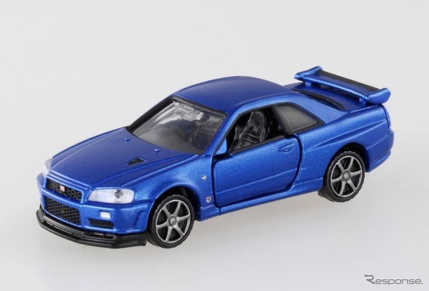 トミカプレミアム「日産 スカイライン GT-R V-スペックII ニュル」