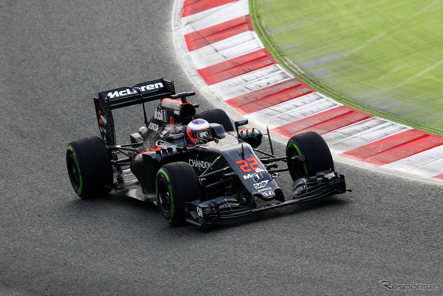 いよいよ本格始動した2016年のF1、マクラーレン・ホンダも初走行を完了