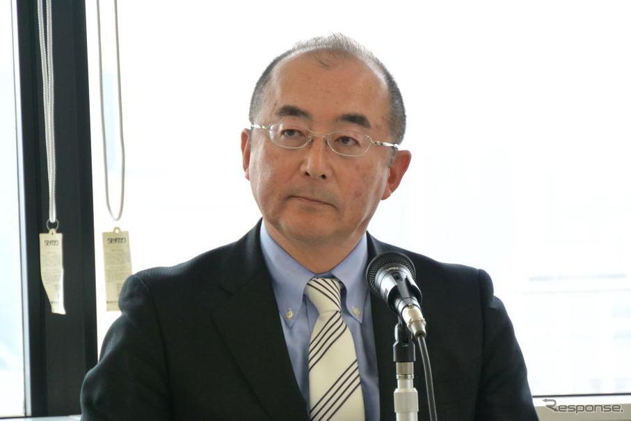 日本自動車販売協会連合会 久恒兼孝 会長 会見