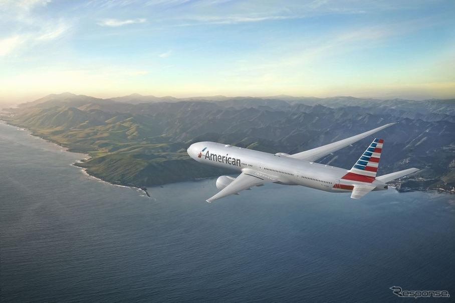 アメリカン航空、ロサンゼルス=香港線を開設へ