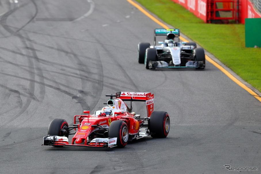 2016F1 第2戦バーレーンGPのタイヤ選択一覧が発表