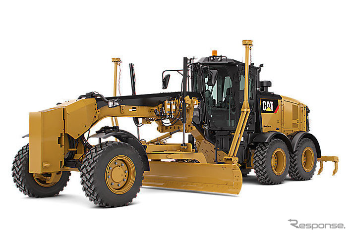 Cat 12M3 AWDモータグレーダ