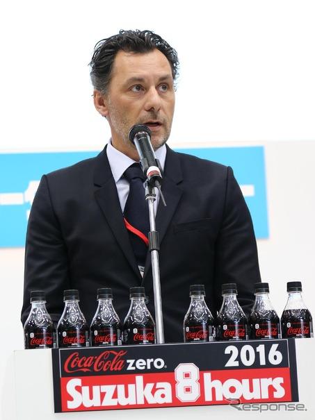 ユーロスポーツ・イベント、フランソワ・リベイロ代表