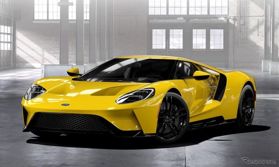 フォード Gt 新型は価格も スーパー アヴェンタドール 超え40万ドル台半ばに レスポンス(response Jp)