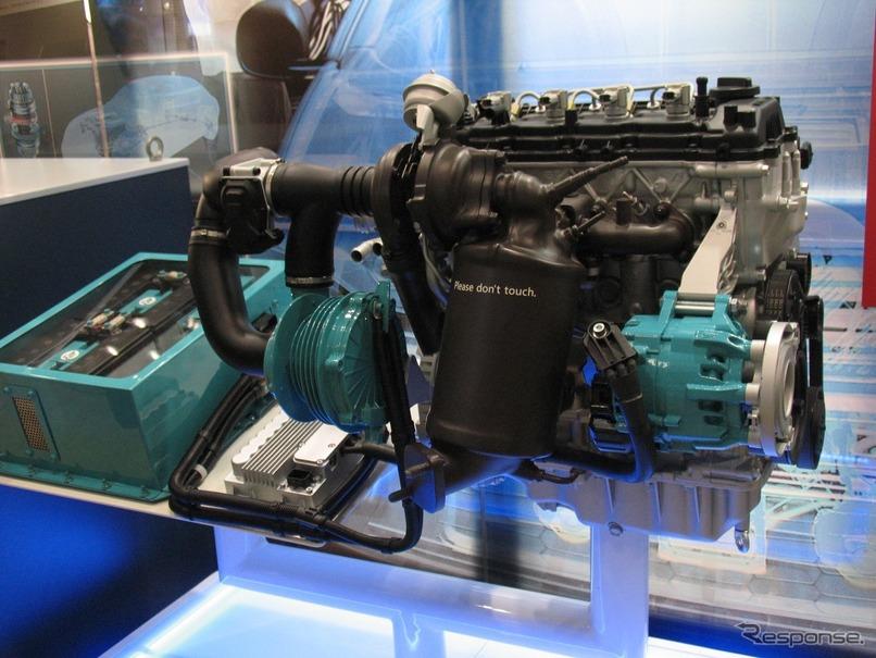 「48V engine AVL」の画像検索結果
