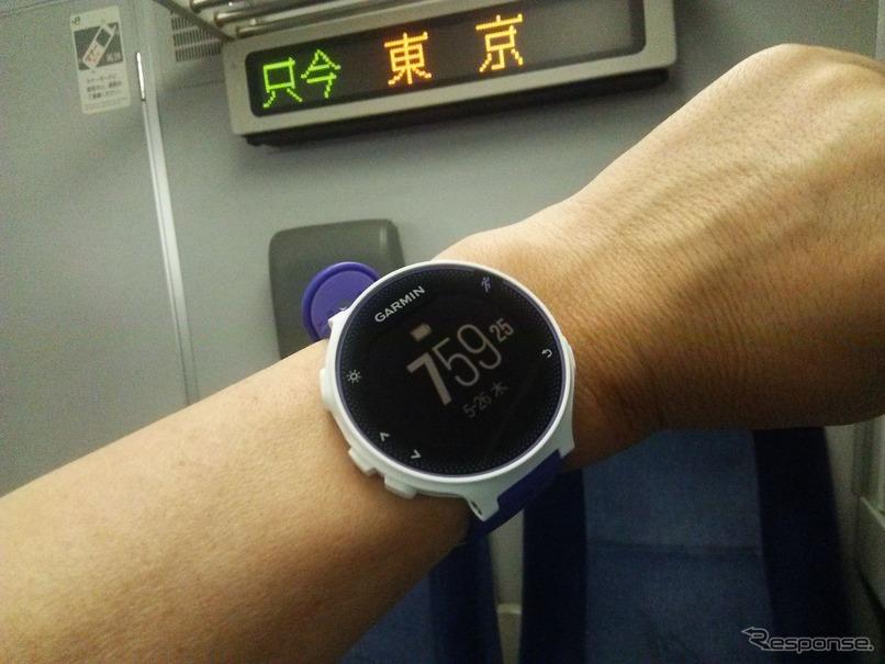 63cde840a9 【GARMIN ForeAthlete230J インプレ前編】専門的すぎないのが魅力、ランニング用GPSウォッチ |  レスポンス(Response.jp)