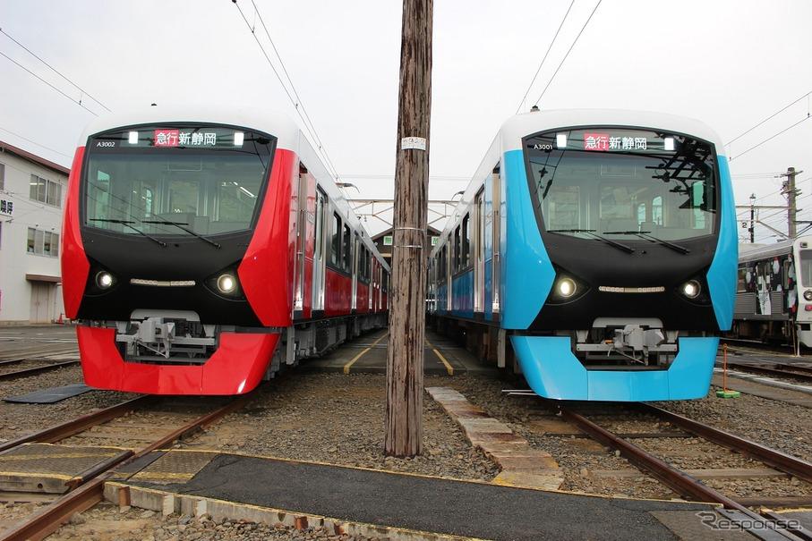 静岡鉄道の新型電車、第2編成は3月24日から…1002号は引退