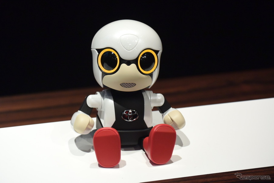 トヨタ KIROBO mini
