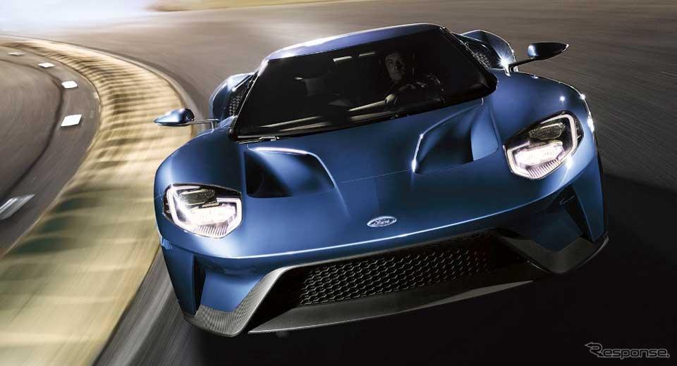 フォード gt 新型 サーキットタイム公表 マクラーレンやフェラーリより