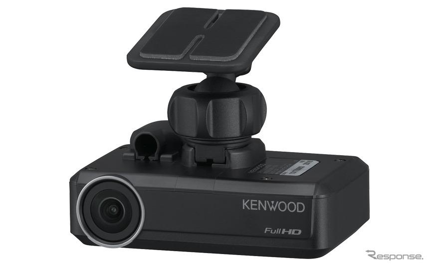 ケンウッドの製ドライブレコーダー、未来が記録される ...