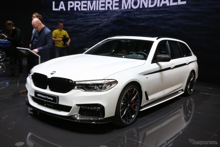 BMW 新型5シリーズツーリングの発売日や価格は?