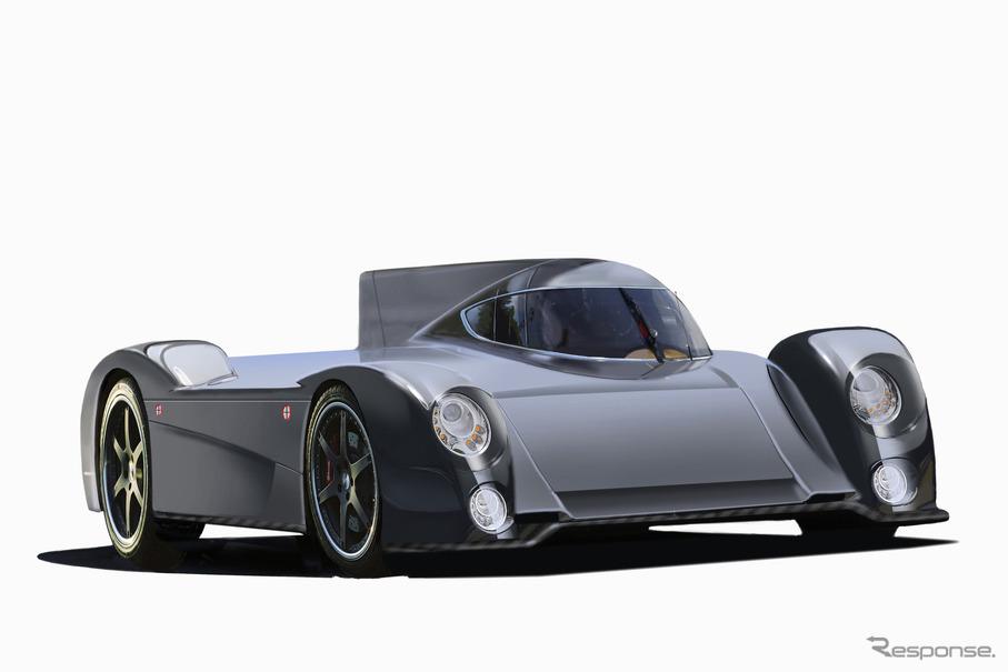 米新興企業、EVスポーツカー開発中…ルマンレーサーの公道版 ...