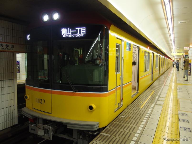東京メトロ銀座線で平日増発…丸ノ内線も一部変更 10月13日ダイヤ改正 ...