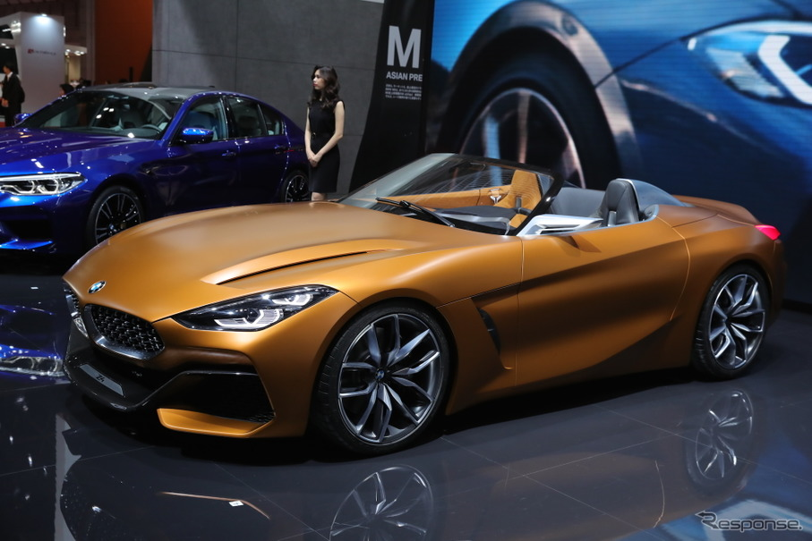 BMW コンセプトZ4(東京モーターショー2017)
