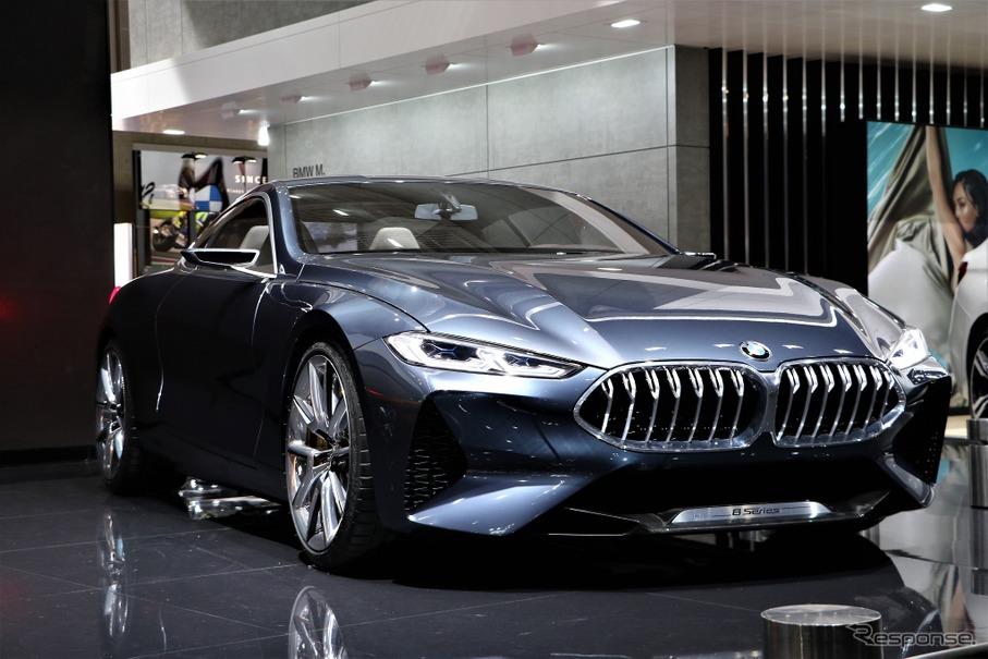 東京モーターショー2017】BMW コ...