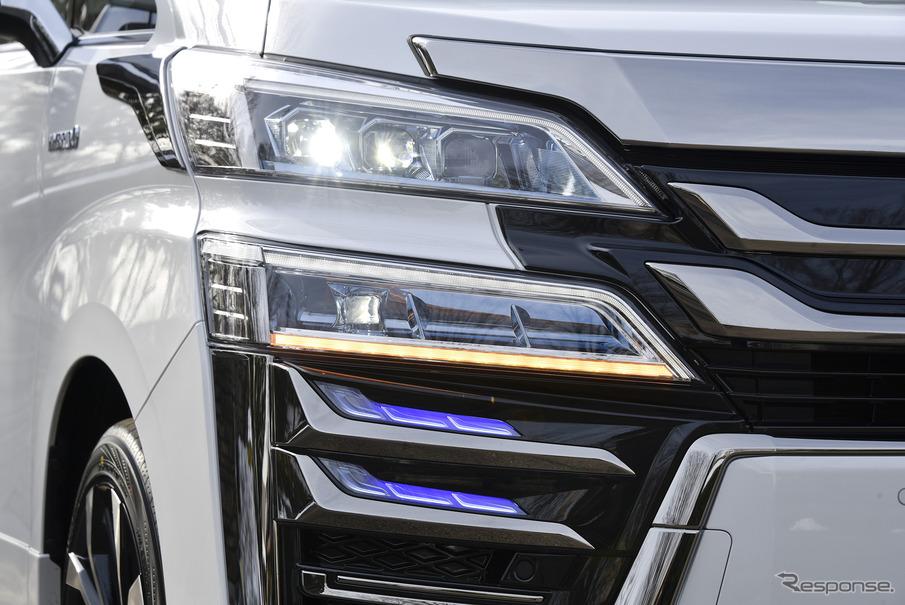モデリスタから新型ヴェルファイア用エアロキット発売。上品さが加わるデザイン