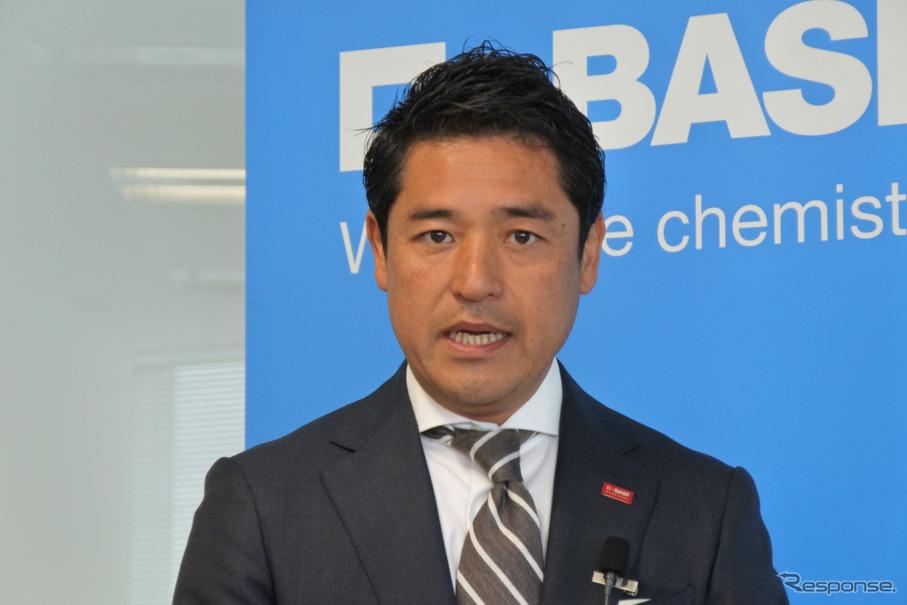 BASFジャパン石田社長「国内生産...