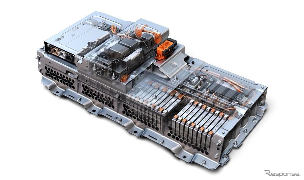 GMの現行リチウムイオンバッテリー