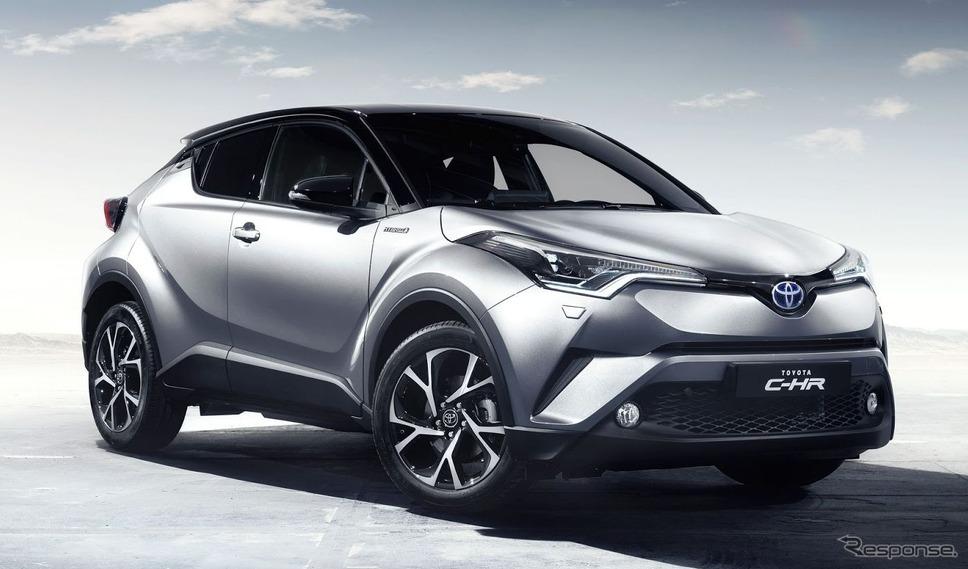 トヨタ欧州販売、6.4%増の55万...