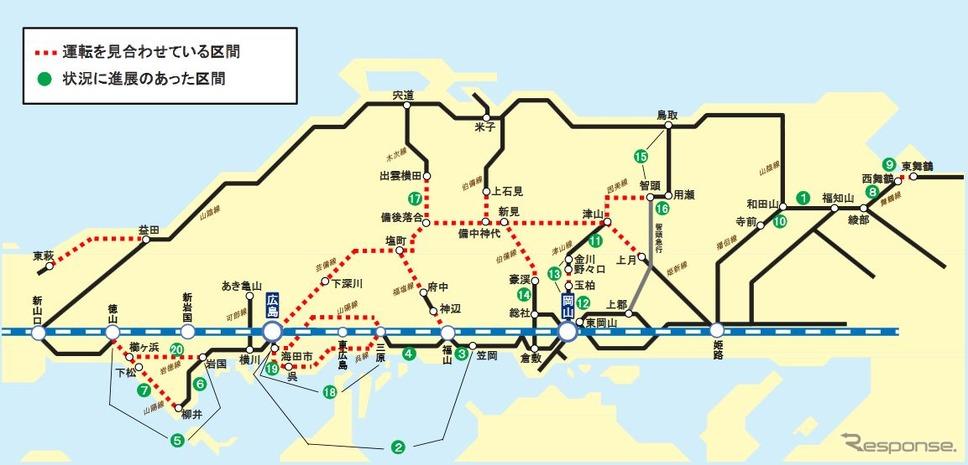伯備線の全線運行再開は8月中旬の見込み…高山本線では特急の運行を再開へ 平成30年7月豪雨