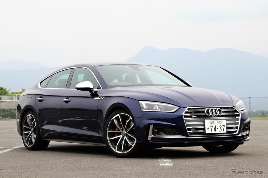 アウディ Audi A5 試乗