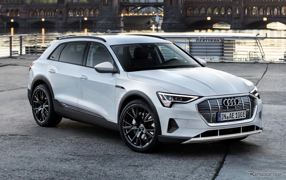 アウディ Audi EV 市販