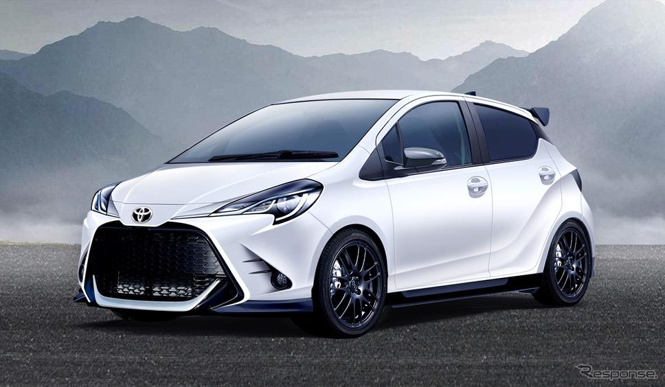 トヨタ ヴィッツ が「ヤリス」へ改名\u2026新型発表は2019年か、高