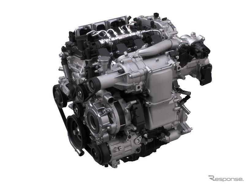 マツダ、新エンジン「SKYACTIV-X」搭載車を11月に米国で初公開…丸本 ...