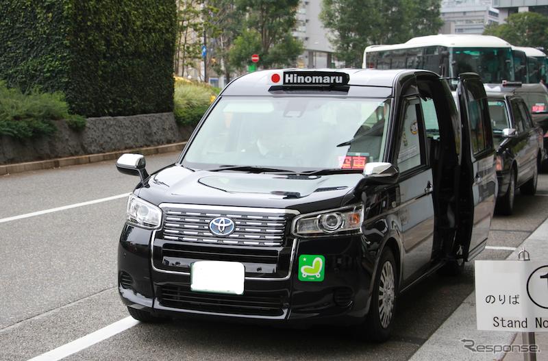 日本のタクシーは「ジャパンタクシー」に置き換わりつつあるが、厳しい要求も