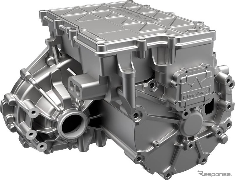 トルクは最大で388kgm、ボルグワーナーがモジュラー式電動パワー ...